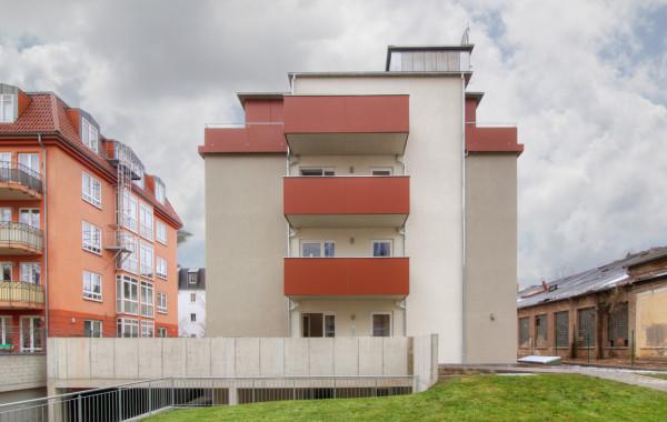 Tharandter Straße 10a – Neubau